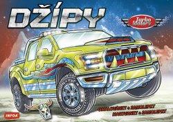Džípy - Turbo Motory + samolepky