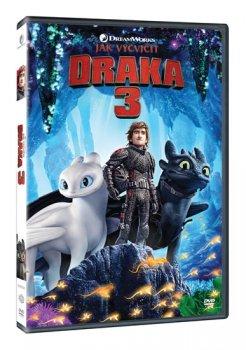 Jak vycvičit draka 3 DVD