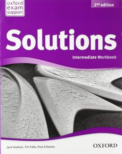Solutions 2nd Edition Intermediate Workbook International Edition