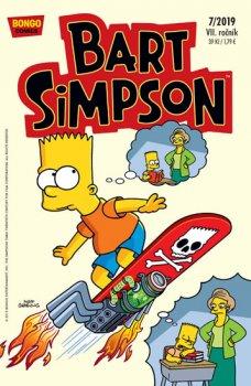 Simpsonovi - Bart Simpson 7/2019
