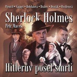 Sherlock Holmes: Hitlerův posel smrti - CDmp3