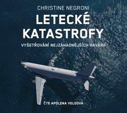 Letecké katastrofy (audiokniha)