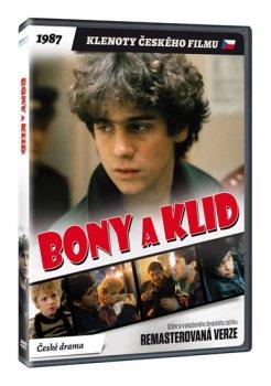 Bony a klid DVD (remasterovaná verze)
