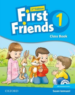 First Friends 1 Class Book (2nd Edition)