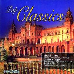 Pop Classics / Vivaldi, Dvořák, Bach… - CD