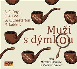 Muži s dýmkou - CDmp3 (Čte Miroslav Moravec a Vladimír Brabec)