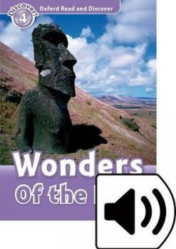 Oxford Read and Discover Level 4: Wonders of the Past with Mp3 Pack