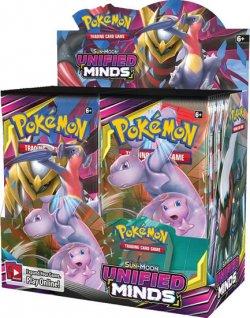 Pokémon TCG: SM11 Unified Minds Booster