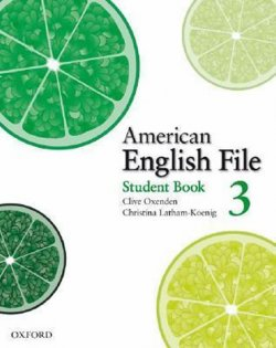 American English File 3 Student´s Book