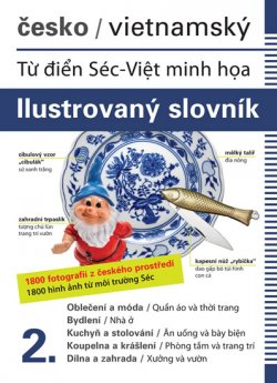 Česko-vietnamský ilustrovaný slovník 2.