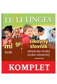 Němčina - mluvník, šikovný a gramatika