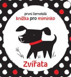 Zvířata - První černobílá knížka pro miminko