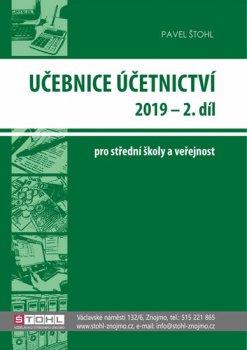 Učebnice Účetnictví II. díl 2019
