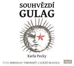 Souhvězdí Gulag Karla Pecky - 2 CDmp3 (Čte Miroslav Táborský a Lukáš Hlavica)