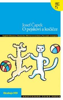 O pejskovi a kočičce + DVD (AJ,NJ,RJ)