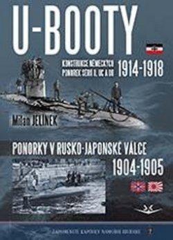 U-BOOTY konstrukce německých ponorek sérií U, UC a UB
