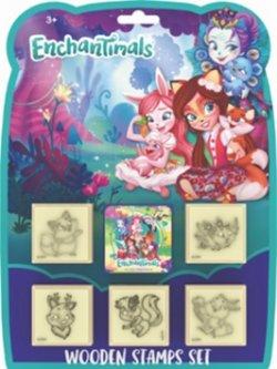 Enchantimals - Razítka 5+1