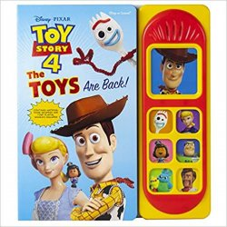 Toy Story 4:Little Sound Book