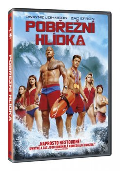 Pobřežní hlídka DVD