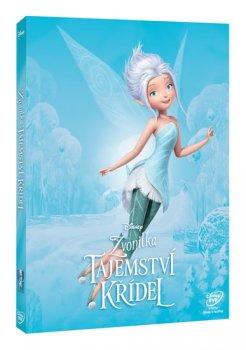 Zvonilka: Tajemství křídel DVD - Edice Disney Víly