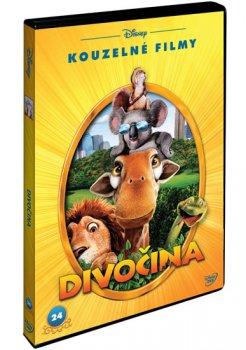 Divočina DVD  - Disney Kouzelné filmy č.24
