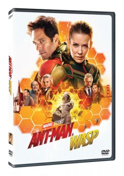 Ant-Man a Wasp DVD