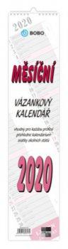 Nástěnný vázankový kalendář - nástěnný kalendář 2020