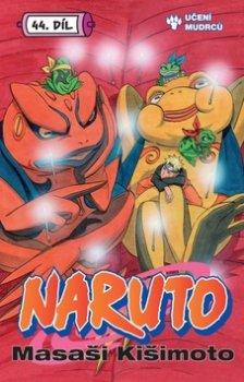 Naruto 44 Učení mudrců