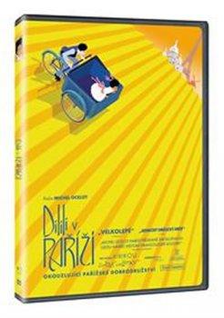 Dilili v Paříži DVD