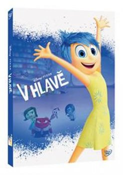 V hlavě DVD - Edice Pixar New Line