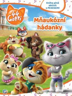 44 koček - Mňaukózní hádanky