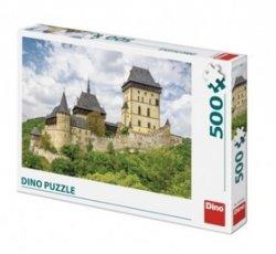 Hrad Karlštejn 500 Puzzle
