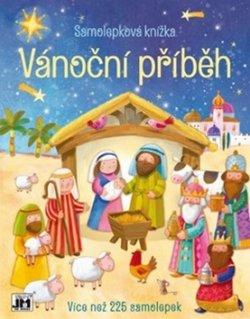Vánoční příběh - Samolepková knížka