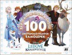 Bav se a nalepuj Frozen 2