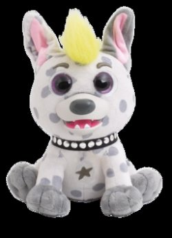 Punkymals plyšové zvířátko Roxy