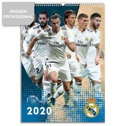 Kalendář nástěnný - Real Madrid