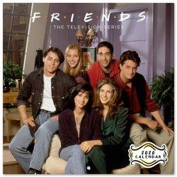 Kalendář nástěnný - Friends