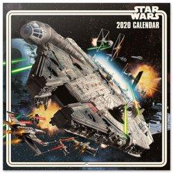 Kalendář nástěnný - Star Wars Classic