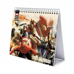 Kalendář stolní - Marvel Comics