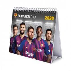 Kalendář stolní - FC Barcelona