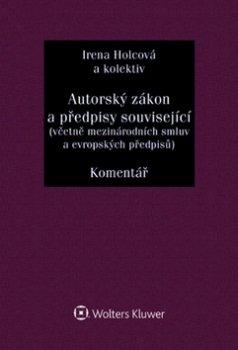 Autorský zákon a předpisy související