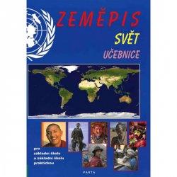 Zeměpis Svět - Učebnice pro 2. stupeň ZŠ a ZŠ praktické