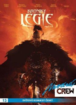 Modrá CREW 13 - Kroniky legie 1+2
