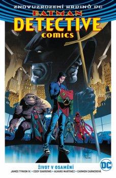 Batman Detective Comics 5 - Život v osamění