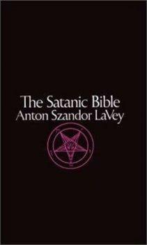 SATANIC BIBLE PB