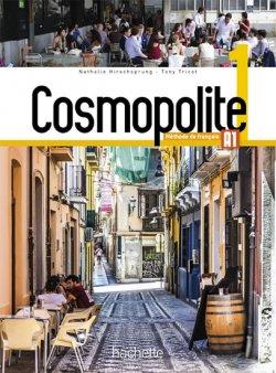 Cosmopolite 1 (A1) Livre de l´éleve + DVD ROM + Parcours digital