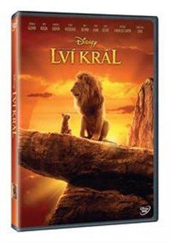 Lví král (2019) DVD