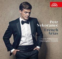 Petr Nekoranec: Francouzské árie - CD