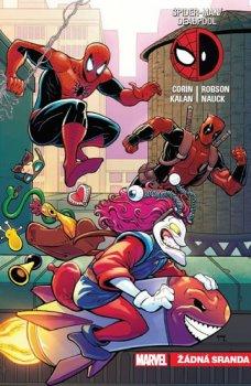 Spider-Man Deadpool 4 - Žádná sranda