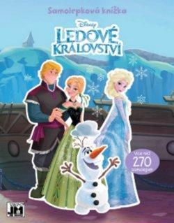 Frozen - Samolepková knížka